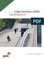 Sovereign Investors 2020