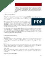 IV_Organizing a Model UN