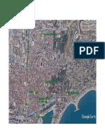 Anexo 3 Plano Ubicaciones Encuentro Málaga