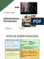 6.1 Protección Contra Sobretensiones (Presentación)