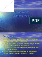 Ballast Water Treatment Project