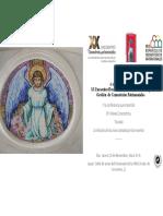 Anexo 4 Invitación Inauguración XX Encuentro Iberoamericano de Cementerios Patrimoniales