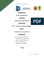 Diseño organizacional_equipo7