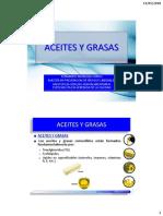 1.5 - Aceites y Grasas