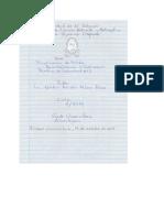 Reporte de Practica de Laboratorio #2. Quimica Organica Mauricio Andrade Am16133