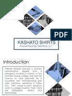 Kashato Shirts