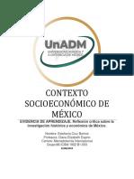 Contexto Socioeconómico de Méxicotarea 3 (Autoguardado)