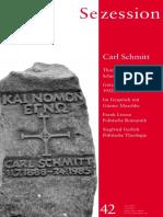 Sobre Carl Schmitt