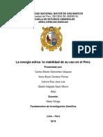 La energía eólica la viabilidad de su uso en el Perú.docx