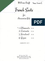 French Suite William Kraft