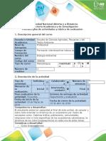 Guía de actividades y rúbrica de evaluación -  Paso 3. Identificar ecosistemas y sus componentes.docx