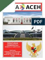 PP 23 Tahun2015 Tentang Migas Di Aceh