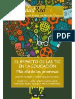 El Impacto de Las TIC en La Educación. Más Allá de Las Promesas - Josep M. Mominó de La Iglesia