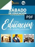 Una educación más amplia y elevada