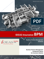 Ideas Insurance Business Process Management