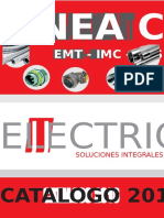 Linea Conduit Electric Peru Catalogo 2016 Emt Imc Rgs Soluciones Integrales 1
