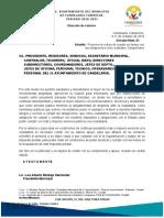 Circular Funcionarios y Serv. Publicos 2019