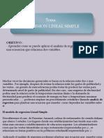 Regresion Lineal Simple +  Coeficiente de correlacion (1)