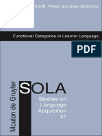 Christine Dimroth (Eds) - Functional Categories in Learner Language.pdf