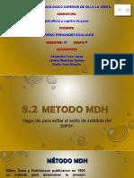 8.4 Metodo Mdh111