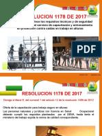 Resolucion 1178 de 2017