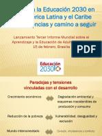 Políticas de Educación Actual en Guatemala
