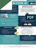 Infografía RAYOS X
