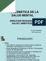 Problemática de La Salud Mental