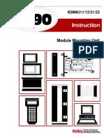 IEMMU21 Instruction