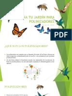 DISEÑA TU JARDÍN PARA POLINIZADORES.pptx