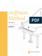 Hoffman Academy Complete Unit 1 Piano Lesson Piece