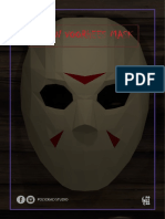 Jason Voorhees Mask by Poly Dead Studio