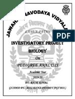 Raj r 12 Bio Investigatory