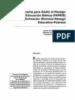 Dialnet-ElProgramaParaAbatirElRezagoEnLaEducacionBasicaPAR-5900503
