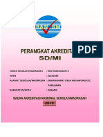 Cover Akreditasi 2016
