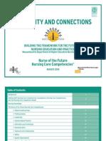 Nursing Core Competencies