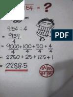 Fast Calculation 2