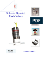 BioChem Pinch Valve User Manual