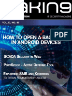 How To Open Backdoor In Android Devices