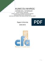 Centre de Formation Administrative (CFA) de Rabat