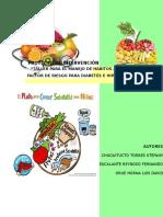 Taller Para El Manejo de Hábitos Alimenticios Como Factor de Riesgo Para Diabetes y Hta