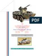 Myanmar Domestic Armored Vehicles