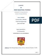 industrial traning report.docx