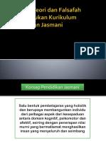 Konsep, Teori dan Falsafah Pembentukan Kurikulum Pendidikan.pptx