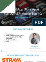 Mobile OWASP