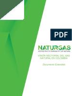 Balance de Gas en Colombia
