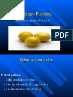 Dietary Planning