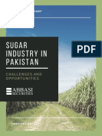 Sugar Industry- Challenges and Opportunities (Abbasi Securities) - Copy.pdf