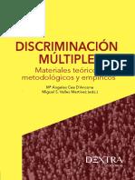 Discriminación Múltiple - Ángeles Cea D'Ancona