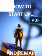 How to Start Up..eBook